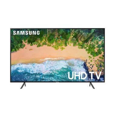 Samsung 65NU7100 4K UHD 7 Series Flat Smart LED TV [65 Inch] Black