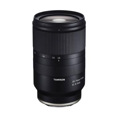 Tamron for Sony E 28-75mm f/2.8 DI III RXD jpckemang GARANSI RESMI