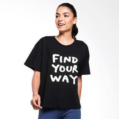 PUMA Women x Shantell Martin Tee Pakaian Olahraga Wanita - Black  575472 01  72ea0c642c