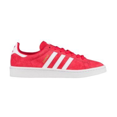 adidas Originals Campus Women Shoes Sepatu Olahraga Wanita  BY9847  1fd020f2ba