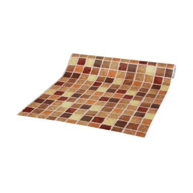 LUXURIOUS LUX 10-19 PRA Motif Keramik/Mozaik Wallpaper Sticker Dinding