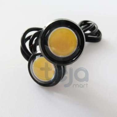 harga Lampu LED Mata Elang Eagle Eye 12V 23mm Variasi-Aksesoris Motor Mobil - Putih Multicolor Blibli.com