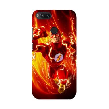 Acc Hp Flash Superhero L0223 Custom Casing for Xiaomi Mi A1