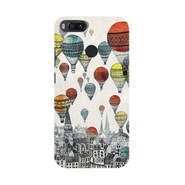 Acc Hp Air Balloons Festival E0280 Custom Casing for Xiaomi Mi A1