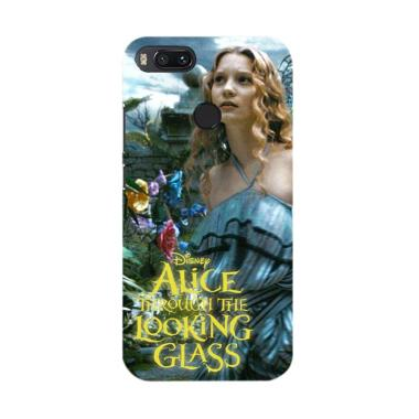 Acc Hp Alice In Wonderland2 E0074 Custom Casing for Xiaomi Mi A1