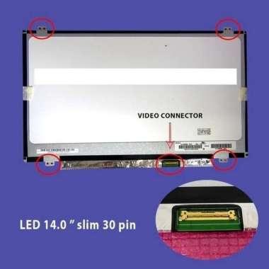 harga Limited Led Lcd 14.0 Slim 30 Pin Laptop Asus X441S X441Ua X441Sa X441N X441Na Blibli.com