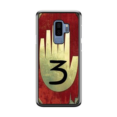 Flazzstore Gravity Falls Journal 3  ... or Samsung Galaxy S9 Plus