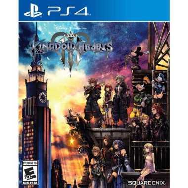 harga PS4 Kingdom Hearts III (Region 2/EUR/English) Blibli.com
