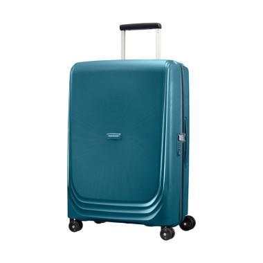 Samsonite TSA 75-28 Optic Spinner Hardcase Tas Koper - Metallic Green