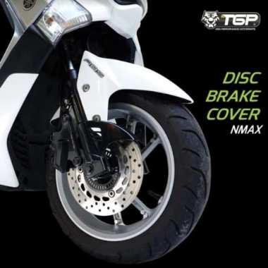 harga Dijual Cover Rem Motor Disc Brake Tromol TGP Aksesoris Variasi Yamaha NMAX Diskon Blibli.com