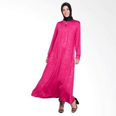SUPER SALE ! Ayda Gamis Jumbo Wanita - Pink Fanta