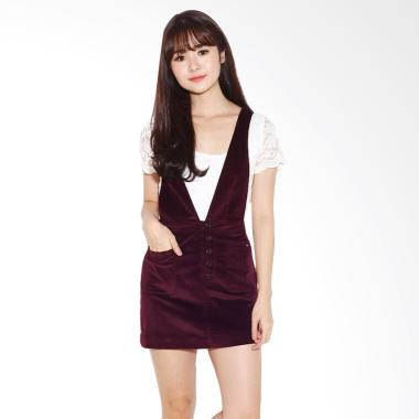 PURPLEJADE FP Jumper Dress Wanita
