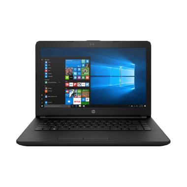 Notebook/Laptop HP 14-BS122TX Noteb ... ndows 10 Ori] Warna Hitam