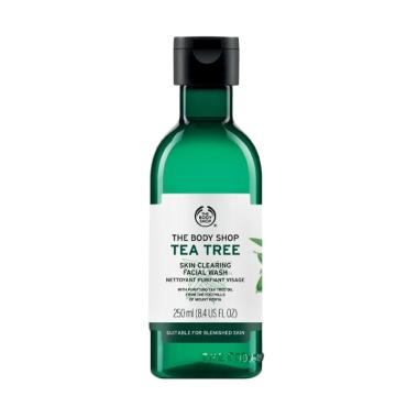 The Body Shop Tea Tree Face Wash [250 mL]
