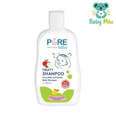 harga Pure Baby Shampoo Fruity 230ml - Shampo Bayi Blibli.com