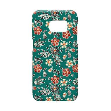 Premiumcaseid Cute Floral Batik Art ... ing for Samsung Galaxy S7