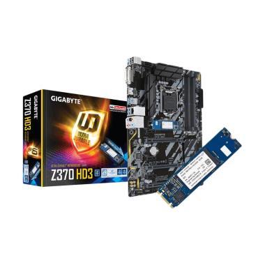 Gigabyte Z370 HD3-OP Motherboard with SSD Optane [32 GB]