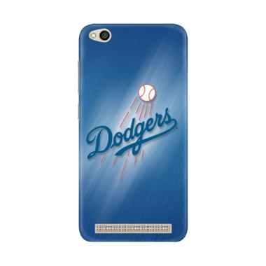 Flazzstore Dodgers Baseball G0119 Premium Casing for Xiaomi Redmi 5A