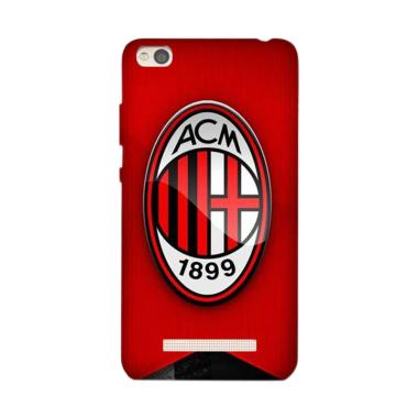 Guard Case Logo Ac Milan O1205 Cust ... asing for Xiaomi Redmi 4A