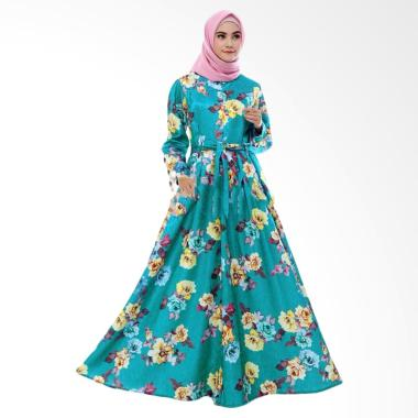 Arins Collection Viantika Gamis - Green Tosca