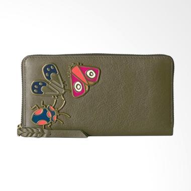harga Fossil SL 7549382 Rosemary Caroline RFID Zip Clutch Dompet Wanita Blibli.com