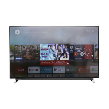 Resmi Toshiba 43u7750vj Uhd 4k Smart Android Led Tv 43 Inch 4k Uhd