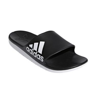 harga adidas Aqualette Cloudfoam Slides Sandal Olahraga [CM7928] Blibli.com