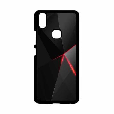 OEM Black Iphone 6 Custom Hardcase Casing for VIVO V9