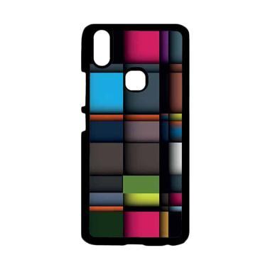OEM iPhone Squares Custom Hardcase Casing for VIVO V9