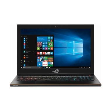 ASUS ROG GU501GM Notebook - Black [i7-8750H/ 16GB/ 128GB SSD+1TB/ GTX1060M-6GB/ 15.6 Inch FHD/ Win10]