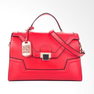Bellezza 2303-38 Hand Bag - Red