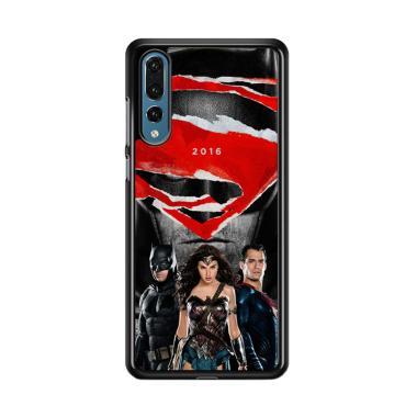 harga Flazzstore Batman Vs Superman W3550 Premium Casing for Huawei P20 Pro Blibli.com