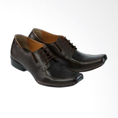 Golfer Formal Shoes Pantofel Sepatu Pria [F88GF.7829]