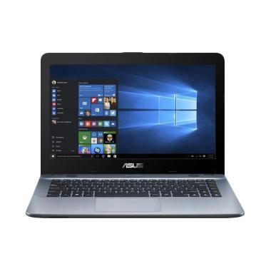 harga Asus X441BA-GA612T Notebook - Silver [A6-9225/1TB/4GB/ Radeon R4/ Win 10/ 14 Inch] Blibli.com