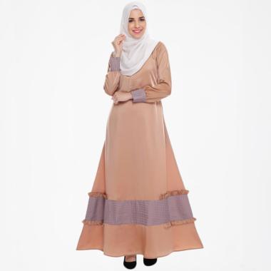 Valisha Lavina Dress Muslim Wanita