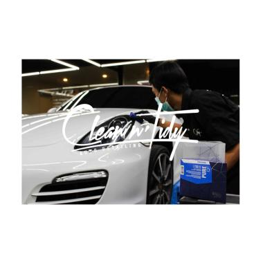 Clean & Tidy Paket Gyeon Pure Q2 Large Size Car