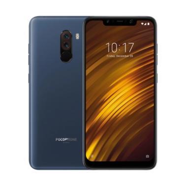 Xiaomi Pocophone F1 Smartphone [6GB/ 64GB/ Garansi Resmi TAM]