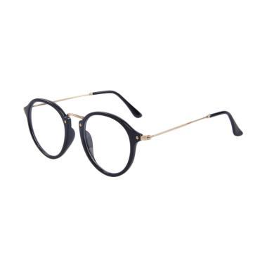 harga Enable Woman Model Vintage Kacamata - Black Blibli.com