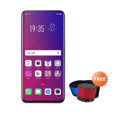 OPPO Find X Smartphone [8 GB/ 256 GB] + Free Speaker Bluetooth