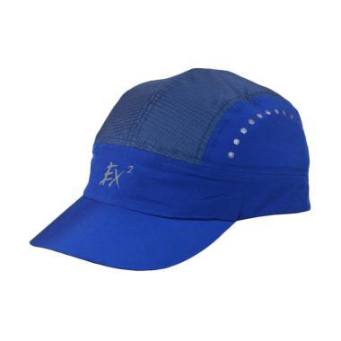 EX2 Baseball Cap Topi Outdoor - Biru  365058  a9f41dcac4