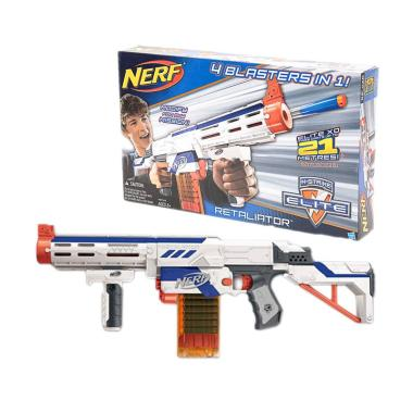 NERF N-Strike Elite Retaliator Blaster Mainan Anak [Original]