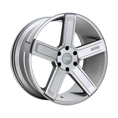 harga KMC MD5 KM702 R22x9 ET15 - PCD 6x139.7 Satin Grey Milled | Velg Mobil ORI [Pasang Gratis di Toko] Blibli.com