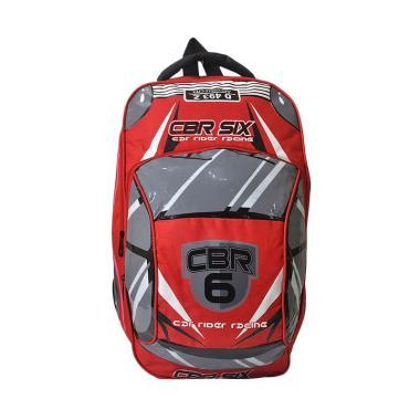 CBR Six DIC 423 Tas Ransel Anak Laki-laki - Merah