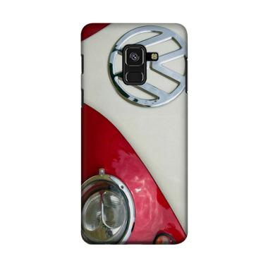 harga Indocustomcase VW Old Combi Adventure Red Cover Casing for Samsung Galaxy A6 Blibli.com