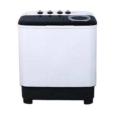harga Electrolux EWS11261WA Semi Auto Washer Mesin Cuci - Grey White Blibli.com