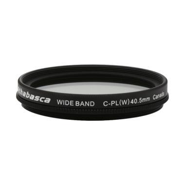 harga Athabasca CPL Circular Polarizer Filter Lensa 40.5mm #01 BLACK Blibli.com