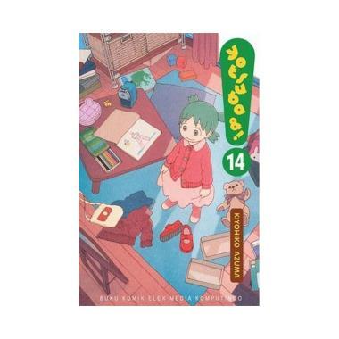 harga Elex Media Komputindo Yotsuba &! 14 by Kiyohiko Azuma Buku Komik Blibli.com