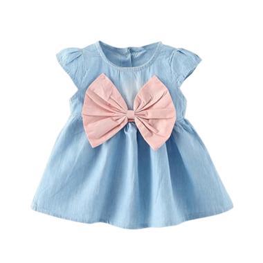 ... atm celengan minion. Source · Abby Baby Denim Bow Dress Bayi