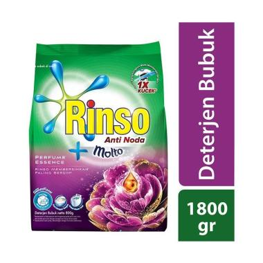 Surabaya - RINSO Molto Deterjen Bubuk - Purple [1800 g/ 67255219]