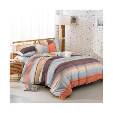 Juliahie Olivian Set Sprei dan Bed Cover